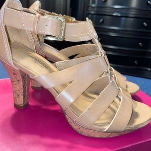 Naturalizer Dress Shoe Beige 6 🌟